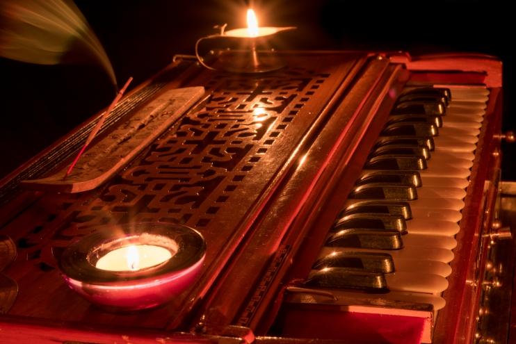 Harmonie s harmoniem (meditační hudební večer)