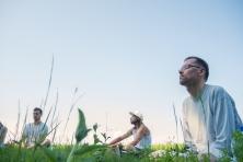 Horská procházka s meditací