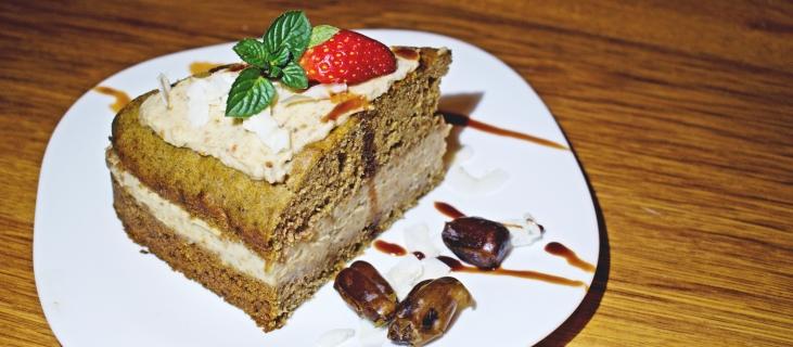 Datlový dezert bez cukru
