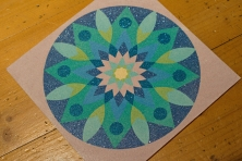 Večer tvoření mandal a meditace