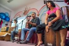 Koncert meditační hudby