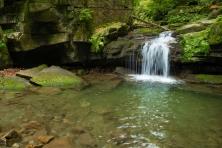 Malý výlet k Satinským vodopádům