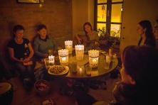 Meditační večer s tvorbou mandal