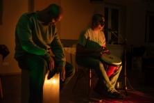 Meditace s djembe