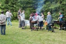 Workshop vege grilování
