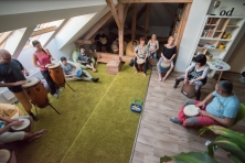 Bubnovačka s meditací