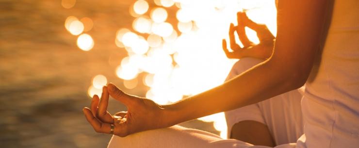 Meditovat může každý