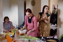 Workshop vege vaření v Mandale