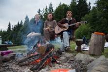 Výlet - Kolářova chata na Slavíči