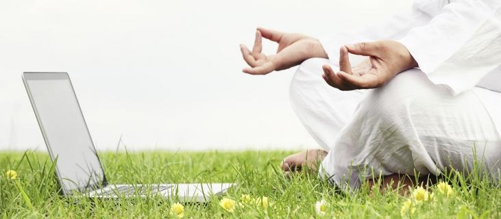 Výuka meditace část 3
