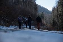 Víkend v horách s jogínem