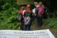 ŘEKA - Naučná stezka Godula